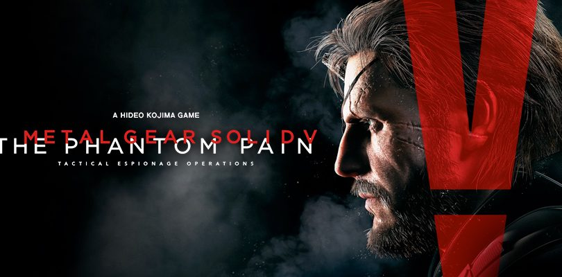 METAL GEAR SOLID V: The Phantom Pain – Kojima svela la locandina del gioco