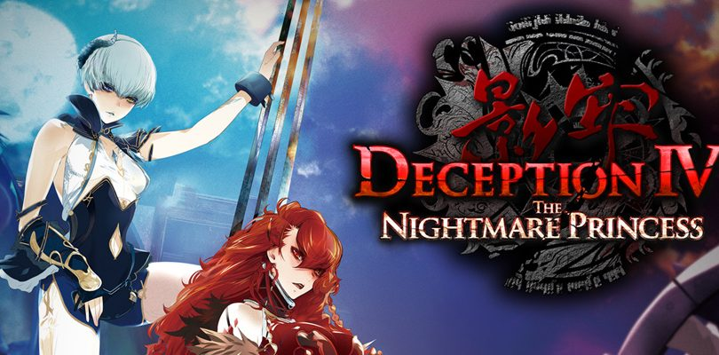 DECEPTION IV: The Nightmare Princess – Personaggi, trailer e nuove immagini