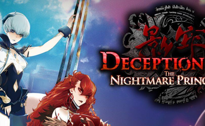DECEPTION IV: The Nightmare Princess, il trailer di lancio