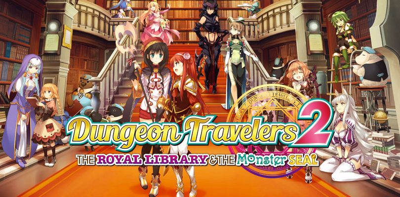 Dungeon Travelers 2: The Royal Library & the Monster Seal – in Europa dal 16 ottobre
