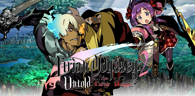 Etrian Odyssey Untold 2: The Fafnir Knight, un trailer per la Classic Mode