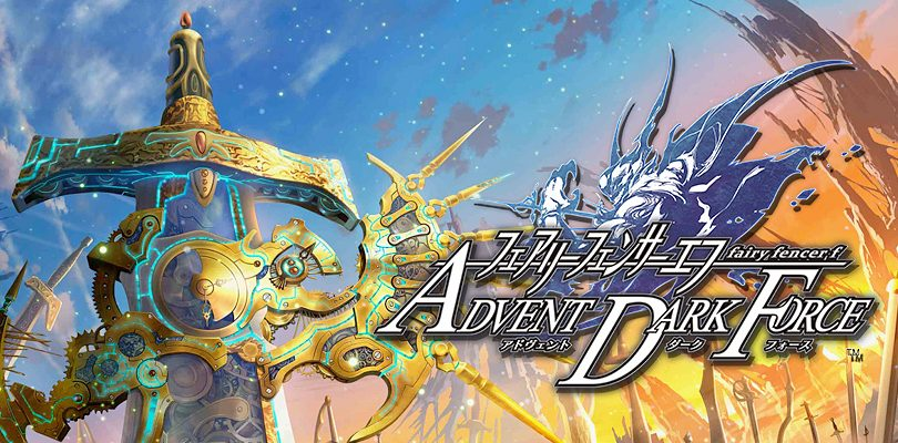 fairy fencer f: ADVENT DARK FORCE, data di uscita per il Giappone