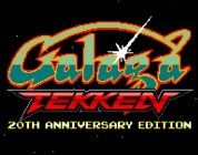 Galaga: TEKKEN 20th Anniversary Edition è disponibile su smartphone