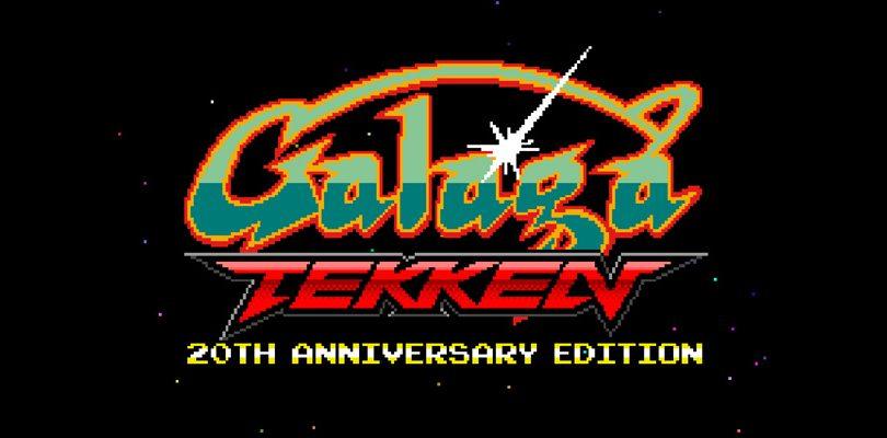 Galaga: TEKKEN 20th Anniversary Edition è disponibile su smartphone