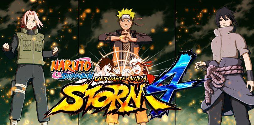NARUTO SHIPPUDEN Ultimate Ninja STORM 4: svelati i DLC e due scenari inediti