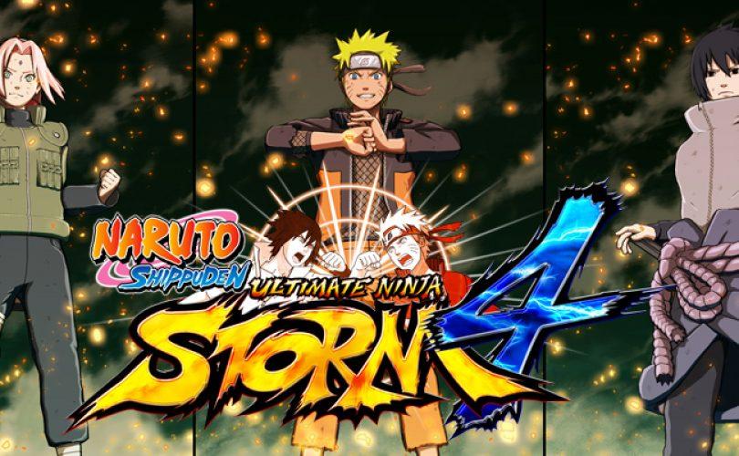 NARUTO SHIPPUDEN: Ultimate Ninja STORM 4, Obito in azione!