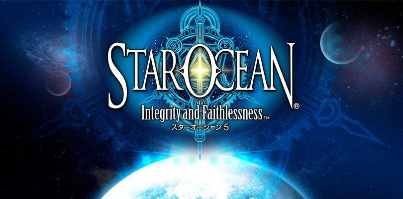 STAR OCEAN: Integrity & Faithlessness, marchio registrato per l'Europa