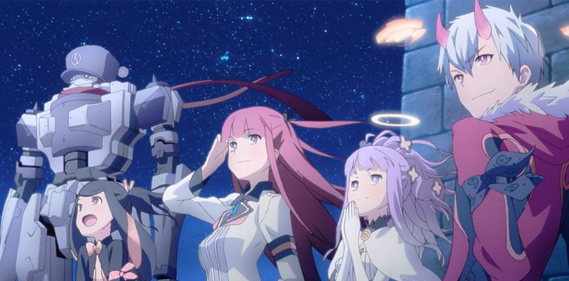 Summon Night 6: Lost Borders annunciato per PlayStation 4 e PS Vita