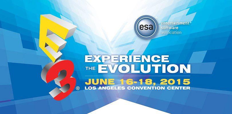 E3 2015: tutti gli appuntamenti da seguire in diretta