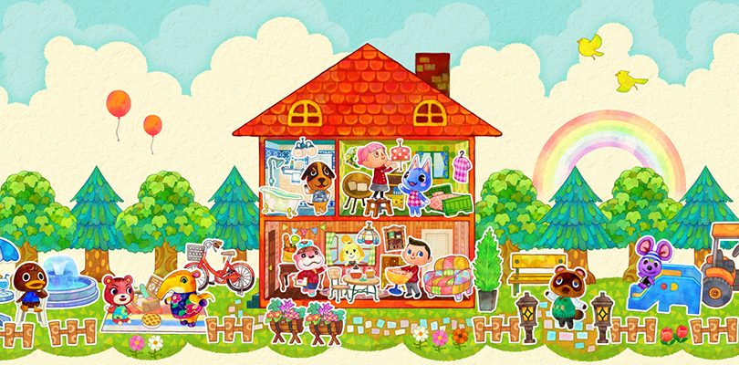 Animal Crossing: Happy Home Designer, il trailer di lancio