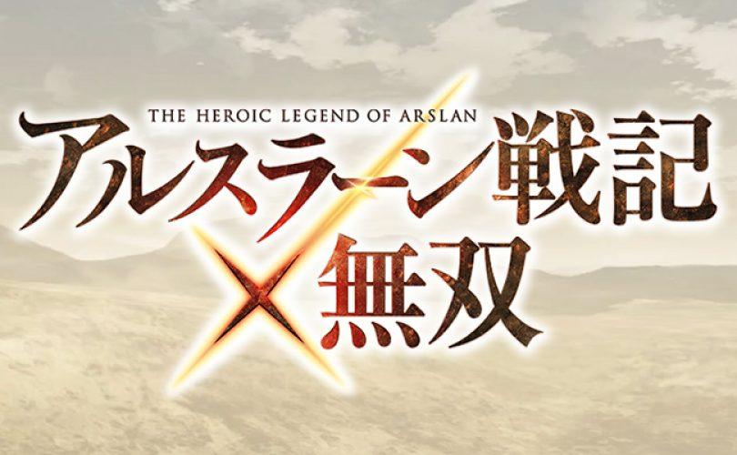 Arslan Senki x Musou: le immagini di esordio