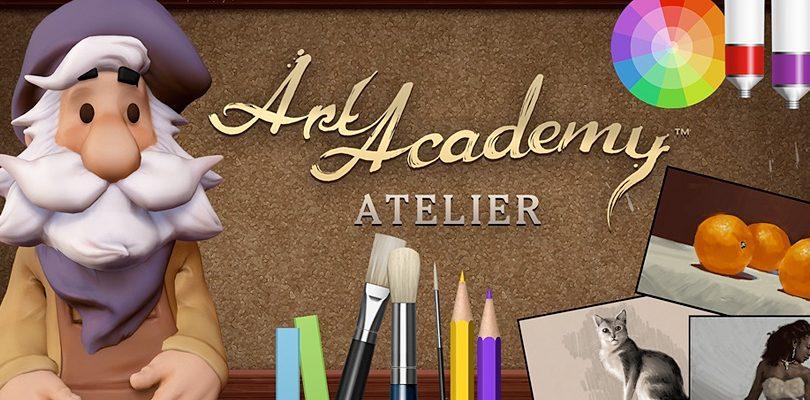 Art Academy Atelier arriva su Wii U