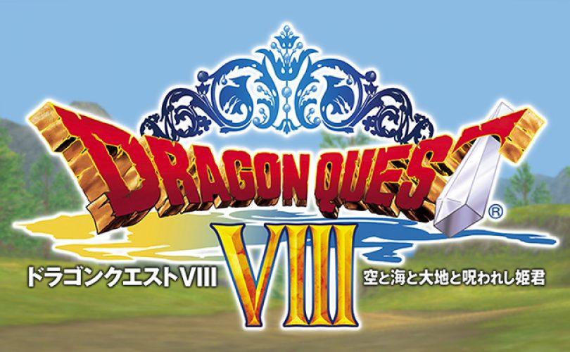 DRAGON QUEST VIII annunciato per Nintendo 3DS