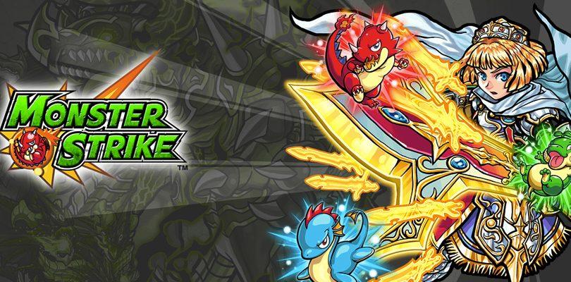 Monster Strike sbarca su Nintendo 3DS