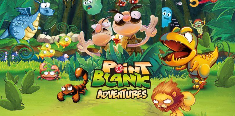 Point Blank Adventures disponibile su dispositivi mobile