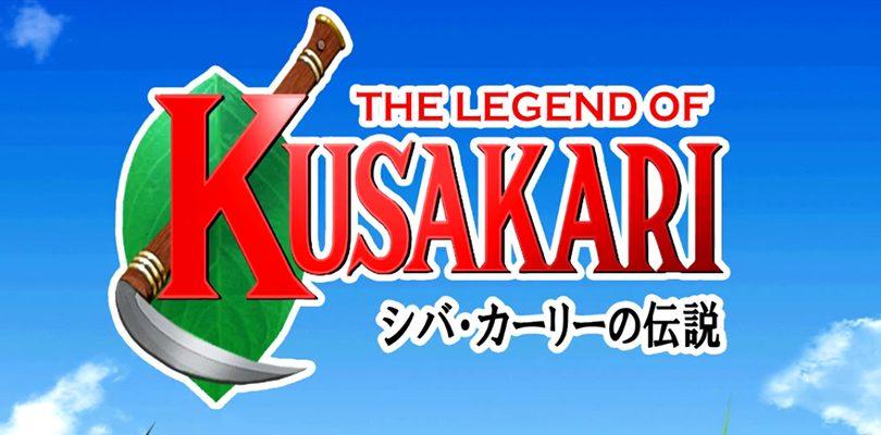 The Legend of Kusakari: Shiba Kari no Densetsu – quando l'unica cosa che conta è tagliare erba