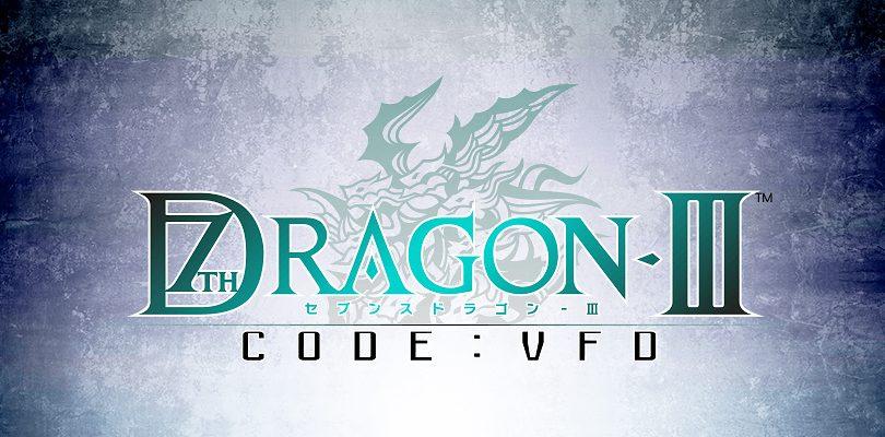 7th Dragon III code:VFD – online il trailer di debutto