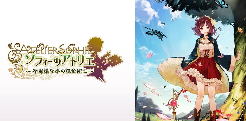Gust annuncia Atelier Sophie: The Alchemist of the Mysterious Book