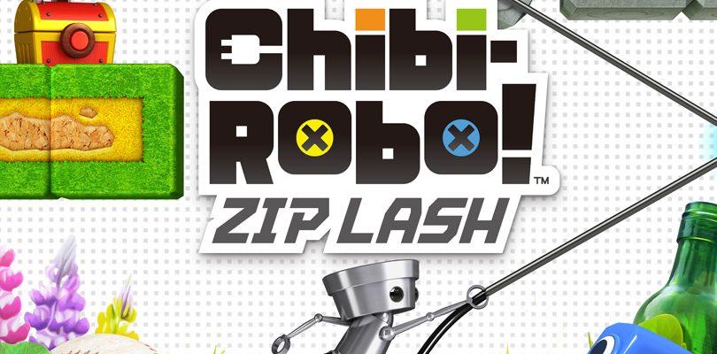Chibi-Robo! Zip Lash: mostrata la box art europea