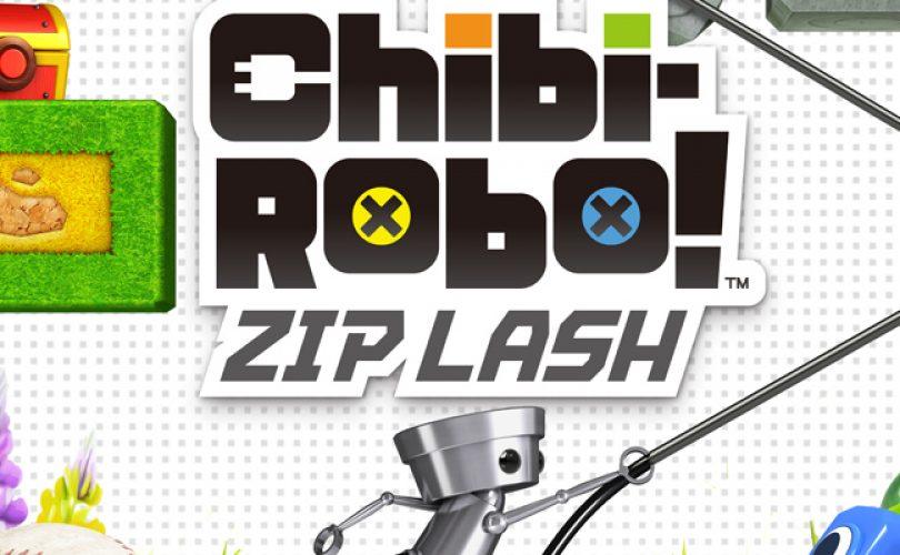 Chibi-Robo! Zip Lash sarà compatibile con 57 amiibo