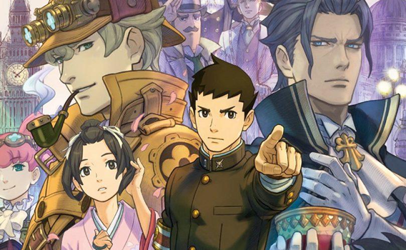 Dai Gyakuten Saiban / The Great Ace Attorney