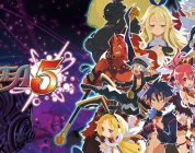 Disgaea 5: Alliance of Vengeance, disponibili 10 temi per PlayStation 4