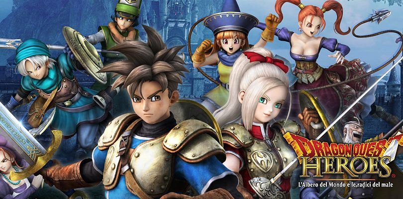 DRAGON QUEST Heroes: disponibile un nuovo trailer