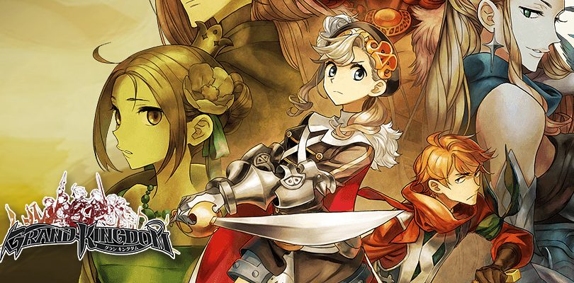 Grand Kingdom: video del gameplay