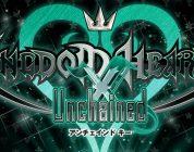 KINGDOM HEARTS: Unchained Chi arriva in occidente