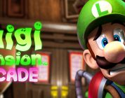 Luigi's Mansion Arcade: i primi video di gameplay off-screen