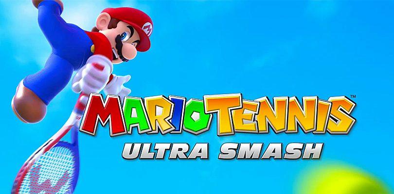 Mario Tennis: Ultra Smash annunciato per Wii U