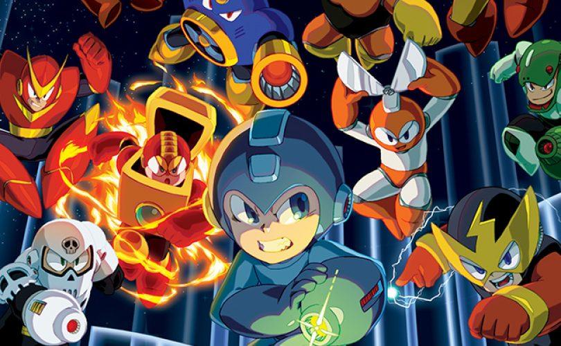 Mega Man / Mega Man 11 / Legacy Collection