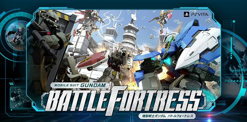 Mobile Suit Gundam: Battle Fortress, il primo trailer