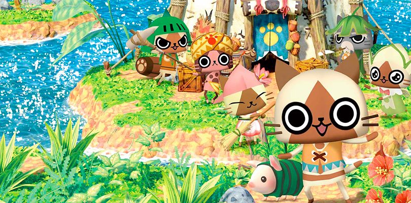 Nuovo trailer per Monster Hunter Diary: Poka Poka Airu Village DX