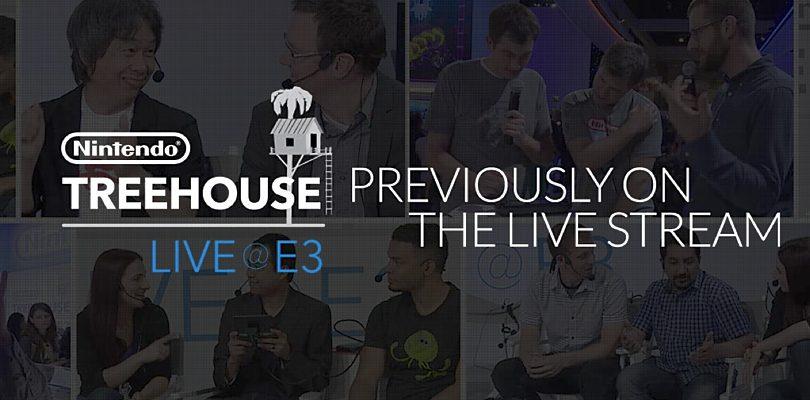Nintendo Treehouse @ E3 2015: video di gameplay per tutti i giochi annunciati