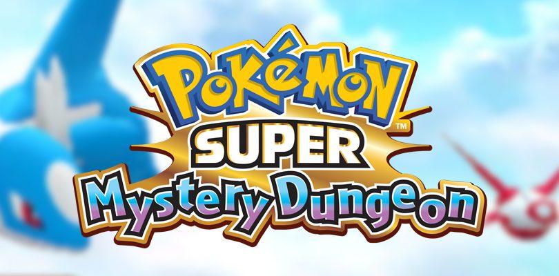 Pokémon Super Mystery Dungeon: tante nuove immagini dal Giappone