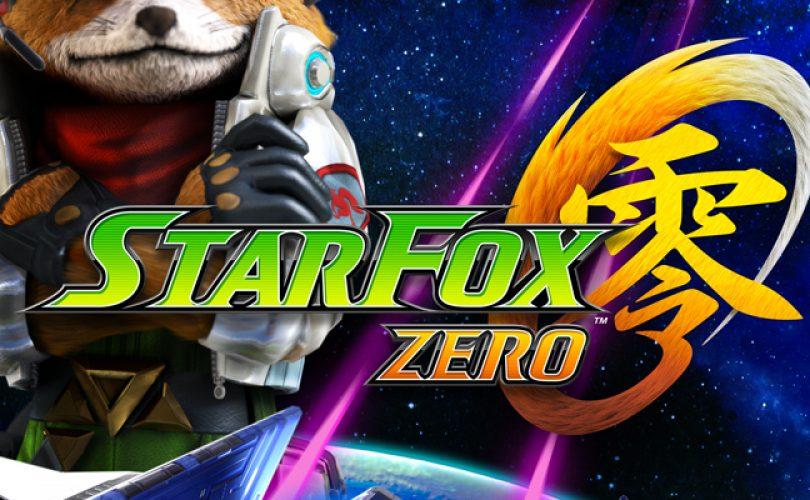 Star Fox Zero: La battaglia ha inizio – Il cortometraggio animato è disponibile in italiano