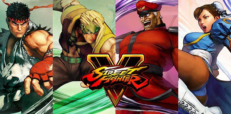 Street Fighter V: la beta torna online