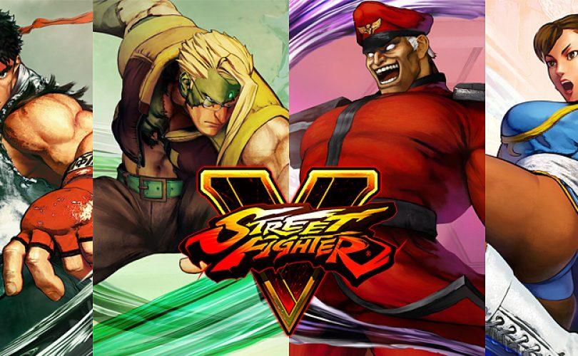 Street Fighter V – Anteprima