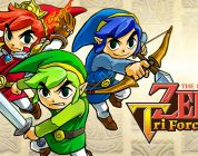 The Legend of Zelda: Tri Force Heroes, un trittico di immagini inedite