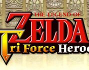 The Legend of Zelda: Tri Force Heroes annunciato per Nintendo 3DS