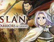 Arslan: The Warriors of Legend, il trailer di lancio