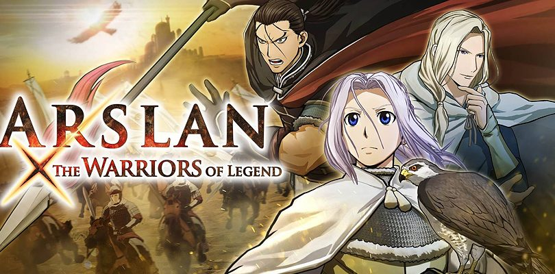 Arslan: The Warriors of Legend, online il secondo trailer