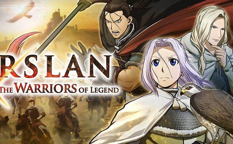 Arslan: The Warriors of Legend è disponibile in Europa