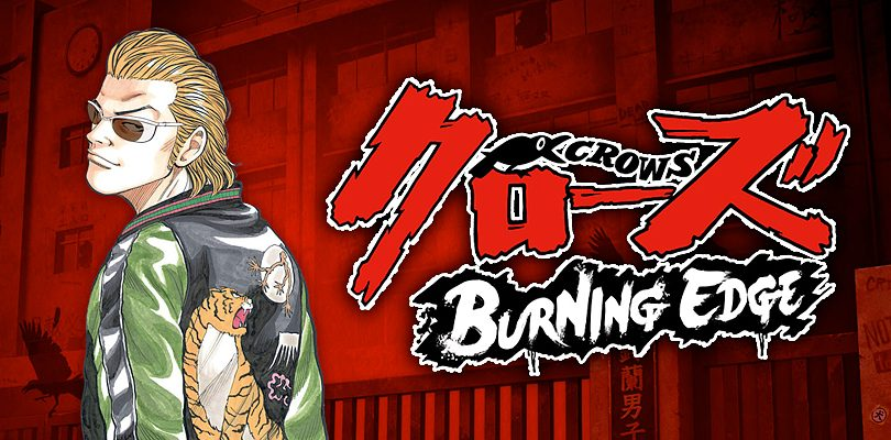 Crows: BURNING EDGE, un trailer per Tatsuya Bitou