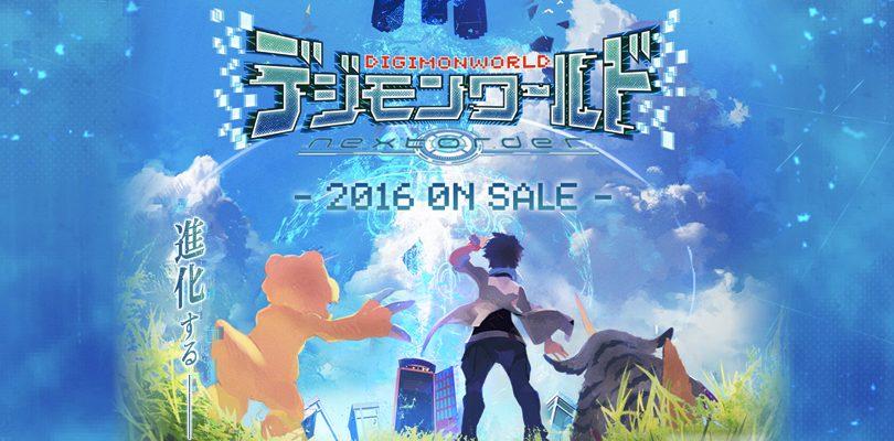 Digimon World: Next Order, disponibile il teaser trailer