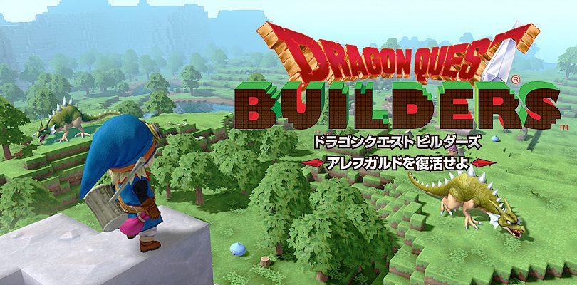 DRAGON QUEST Builders: mostrato un video di gameplay