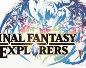 FINAL FANTASY Explorers arriva in Europa