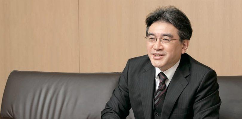 Goodbye Mr. Iwata