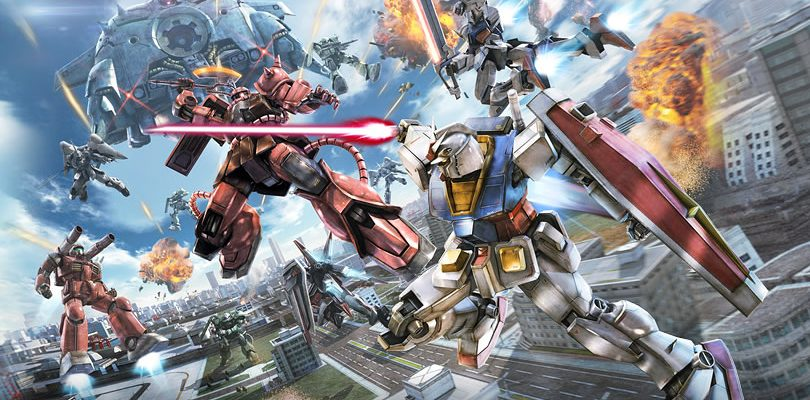 Gundam: Battle Operation 2
